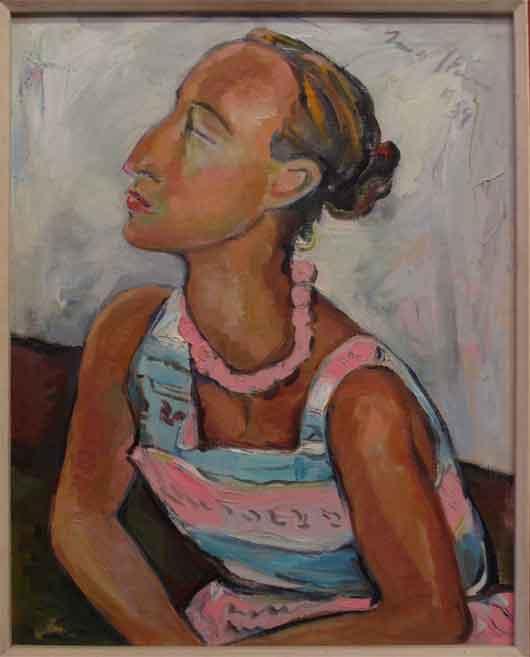 Irma Stern Influences Kriel by Irma Stern